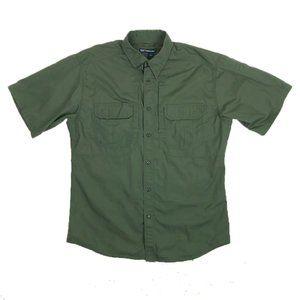 5.11 Taclite Pro L Large Short Sleeve Shirt Mens